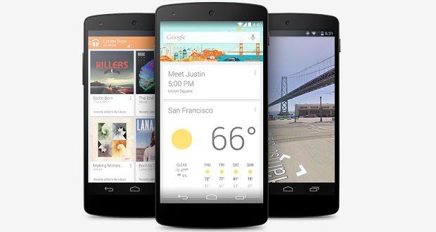 Nexus 5 brasil - Nexus 5 chega ao Brasil no começo do ano