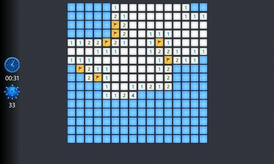 Microsoft Minesweeper para Windows Phone 8