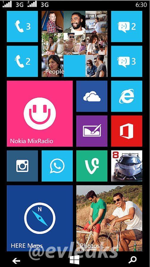 moneypenny - Nokia prepara Lumia Dual-SIM com Windows Phone 8.1