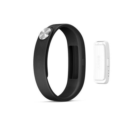 01 SmartBand Black large verge medium portrait - Sony anuncia novos wearables, Xperia Z2, Z2 tablet e Xperia M2