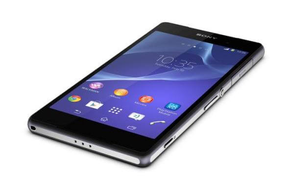 13 Xperia Z2 Black Tabletop - Sony anuncia novos wearables, Xperia Z2, Z2 tablet e Xperia M2