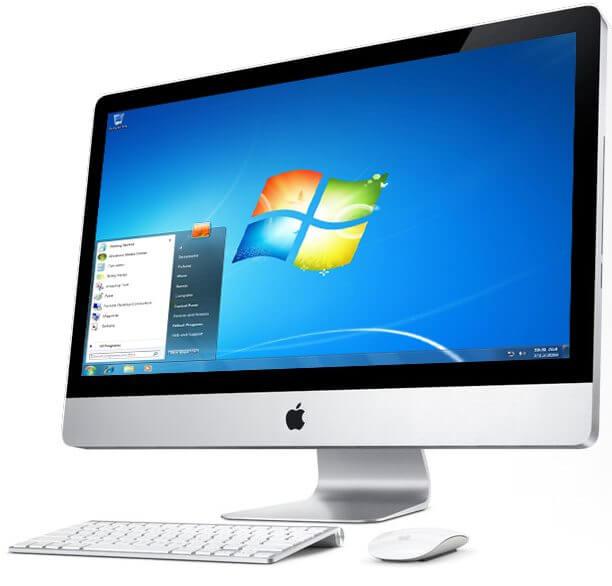 Windows no Mac via Bootcamp