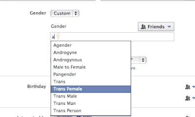 face - Facebook: qual seu gênero na rede social?