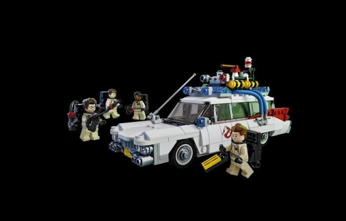 lego ghostbusters ecto 1 front artwork to us 720x461 - Vazam as primeiras imagens do kit Lego Ghostbusters