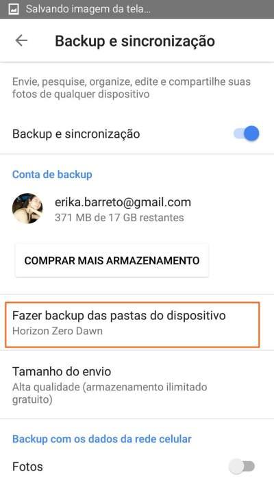 Tutorial: Impedindo que o Google+ Auto Backup salve fotos do Whatsapp 14