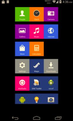 App Nokia Launcher portado do Nokia X para uso em qualquer Android
