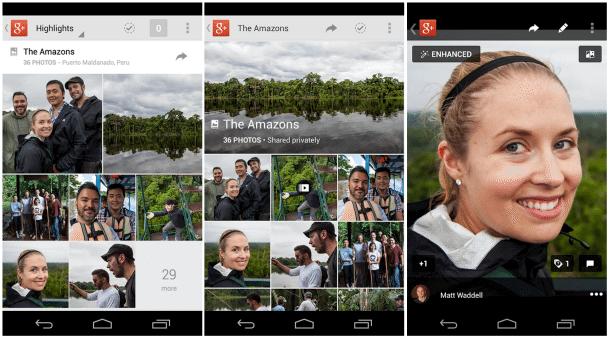 Google+ Photos Auto Backup