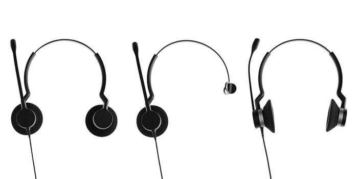 Jabra biz 2300 01 - Jabra BIZ 2300, o headset com haste inquebrável e cabo em kevlar