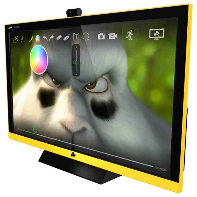 maxpad_divulgacao windows touch tv apek