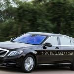 Mercedez S500 Intelligent Drive