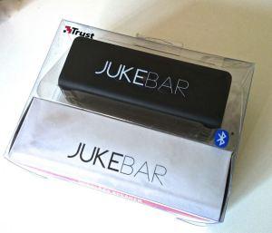 Caixa de som portátil Jukebar