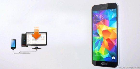 Galaxy S5 Atualização - Galaxy S5 recebe atualização com melhorias para a câmera, sensor de digitais e performance