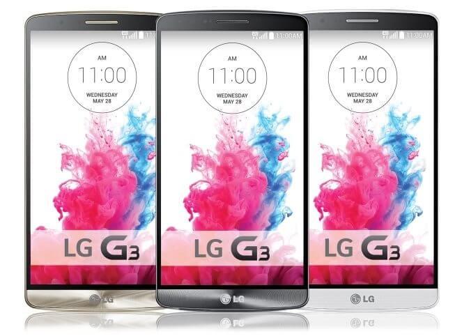 LG G3 0 - LG G3 vaza um dia antes do seu lançamento e confirma micro SD de 128GB