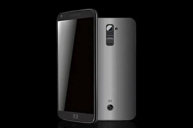 lg g3 - LG G3 já tem data de lançamento anunciada para este mês