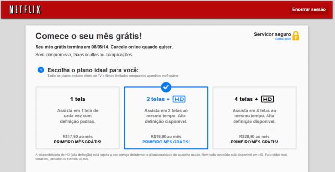 netflix planos 720x372 - Netflix custará R$ 19,90 para novos assinantes, usuários atuais só terão aumento em 1 ano