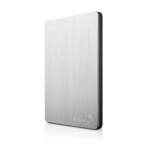 slim 500gb 2013 brushed hero left gallery 500x500 - Review HD Externo Seagate Backup Plus Slim com USB 3.0