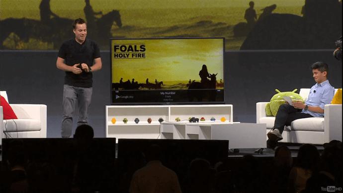 Android TV 2 720x405 - Resumo: tudo o que aconteceu na Google I/O 2014