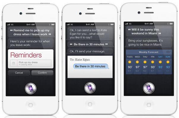 Apple trabalha para disponibilizar Siri em português - Apple trabalha para disponibilizar Siri em português