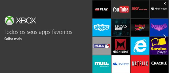 Apps Xbox