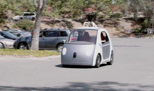 Carro Autônomo do Google