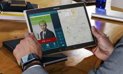 GALAXY Tab S Display 031 - Galaxy Tab S: Samsung tenta incomodar a Apple