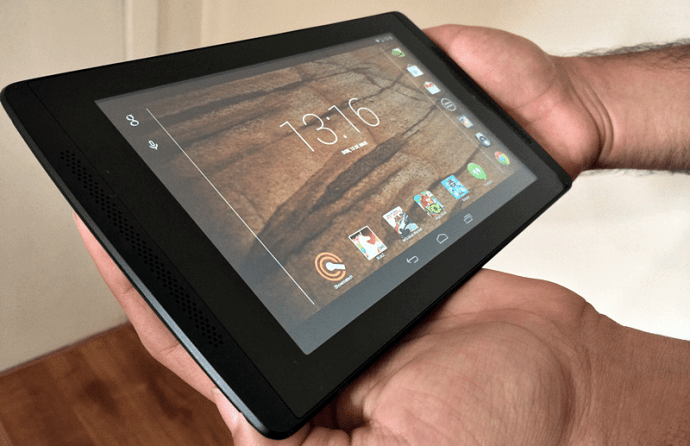 IMG 0710 720x466 - Review: tablet NVIDIA Tegra Note