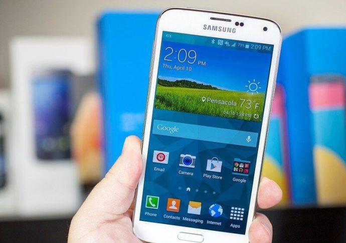 Samsung Galaxy S5 Brasil venda 720x507 - Galaxy S5 brasileiro recebe nova atualização (SM-G900M)