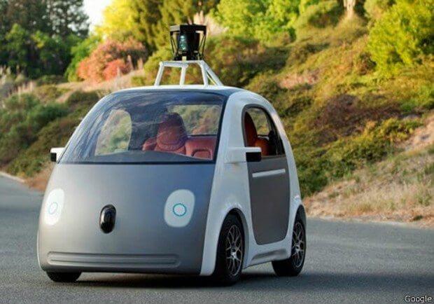 carrodogoogle1 - O Mundo em 2025: 10 previsões tecnológicas para os próximos 10 anos