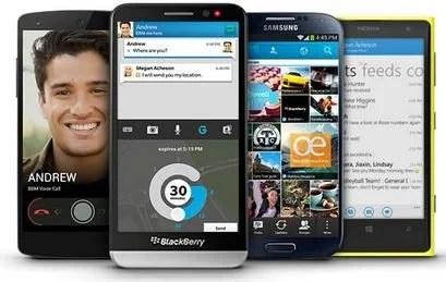 BBM Messenger - BBM Messenger Beta chega ao Windows Phone