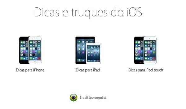 Dicas e Truques do iOS1 - iOS 8 beta apresenta novo app Dicas