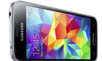 Galaxy S5 Mini  - Samsung lança Galaxy S5 mini, com tela menor e menos potência