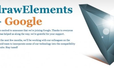 Google DrawElements - Google adquire a drawElements