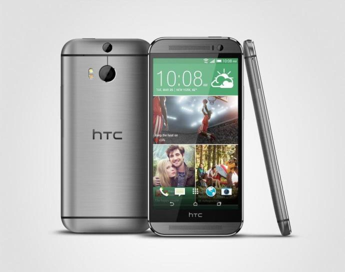 HTC One M8 metal 3V 720x568 - HTC One ganhará versão com Windows Phone