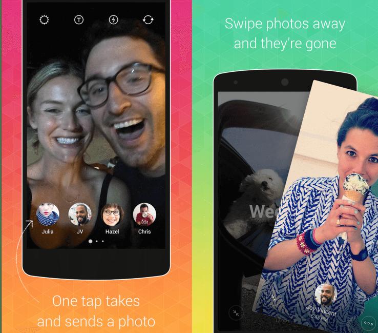 Instagram lanca oficialmente o Bolt concorrente do Snapchat 2 - Instagram lança oficialmente o Bolt, concorrente do Snapchat