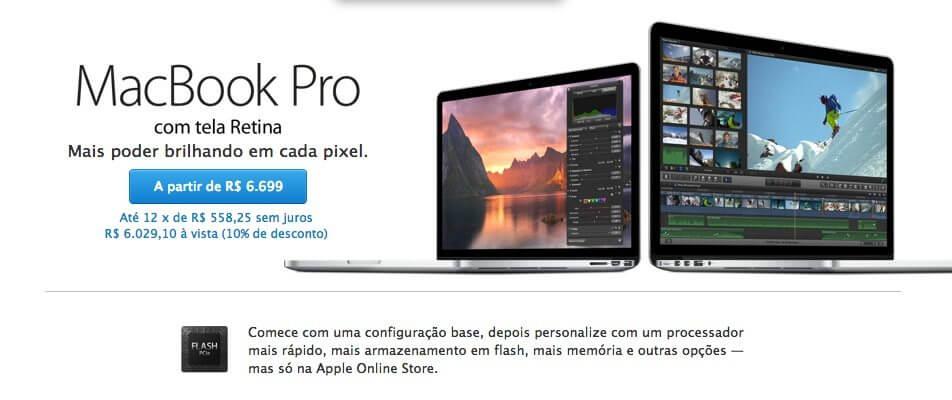MacBook Pro Retina mid-2014