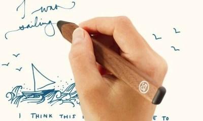 Pencil FiftyThree - Desenvolvedores já podem explorar a caneta Pencil, da FiftyThree