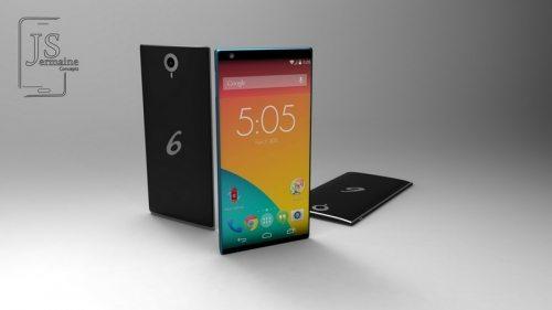 lenovo nexus 6 concept integrating motorola tech Próximo Nexus do Google pode ser da Motorola - Próximo Nexus do Google pode ser da Motorola