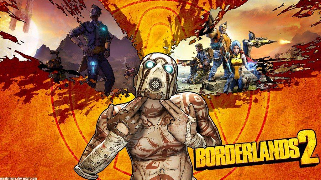 BL2 - Jogue grátis: Borderlands 2, Dishonored e Titanfall