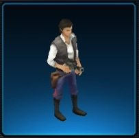 Han Solo Star Wars - Game Review: Star Wars Commander (iOS)