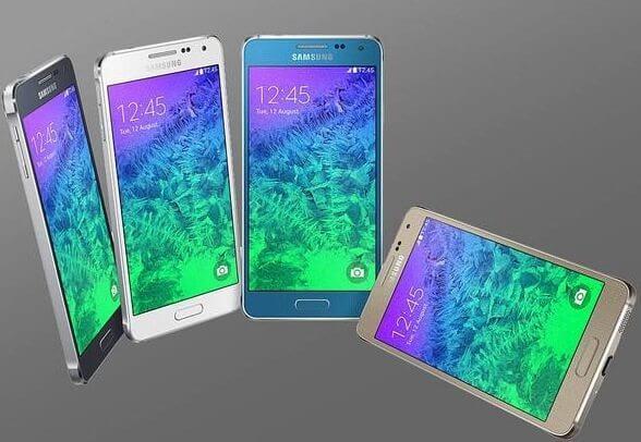 galaxy alpha o smartphone samsung com borda de metal - Galaxy Alpha: o smartphone Samsung com borda de metal