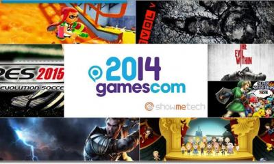 Gamescom Awards 2014