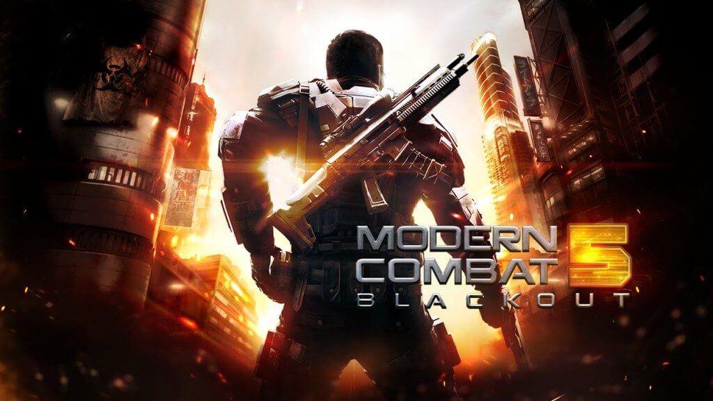 mc5bmaxresdefault - Modern Combat 5: Blackout em promoção