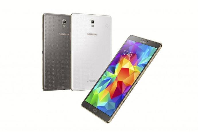 samsung galaxy tab s smt 02 720x479 - Samsung lança nova linha de tablets Galaxy Tab S no Brasil
