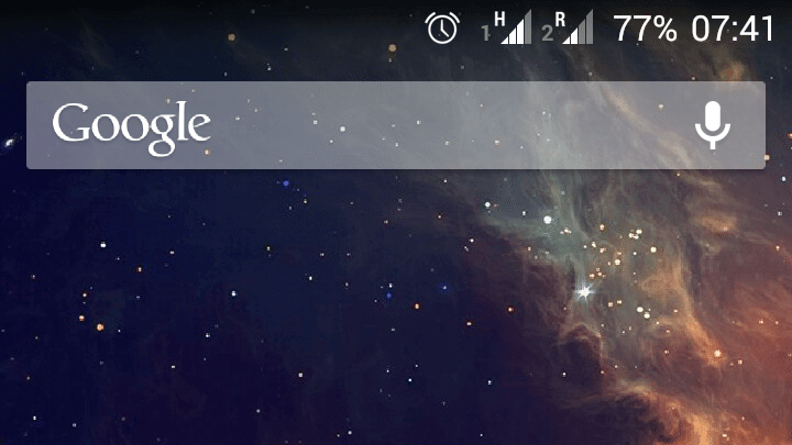 Google Now Launcher - SMT