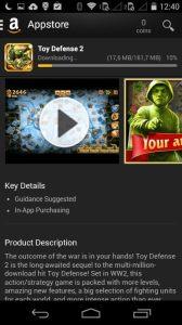 amazon app store 03 168x300 - Baixe um aplicativo grátis por dia na Amazon App Store e muito mais