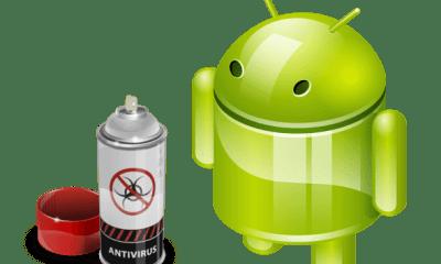android antivirus 2 - Android é o principal alvo dos malwares para smartphones