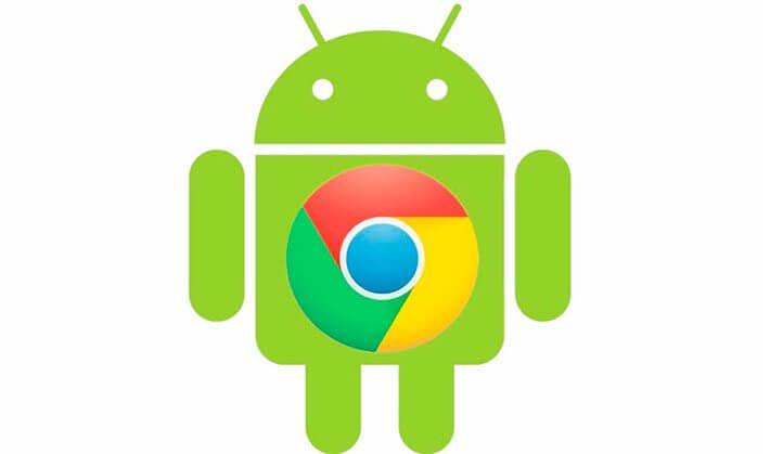 chrome android 1 - Chrome para Android apresenta novo recurso de respostas rápidas