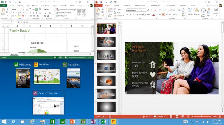 windows 10 microsoft 3 720x404 - Microsoft apresenta o Windows 10 para computadores, smartphones e tablets