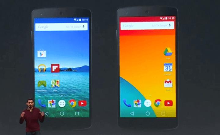 android l 720x443 - Google pode anunciar Android L, Android Wear 2.0 e Nexus 9 no dia 15 de outubro