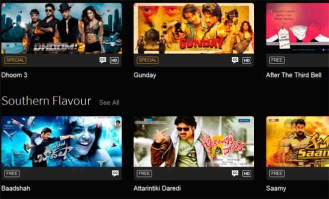conheca 14 servicos de video e tv por internet 5 - Conheça 14 serviços de vídeo além do Netflix